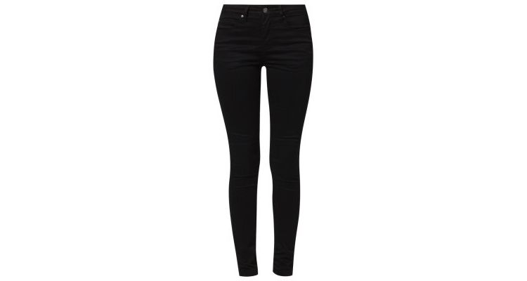 PRODUCT_IMAGE Selected Femme ANNIE Pantalon black