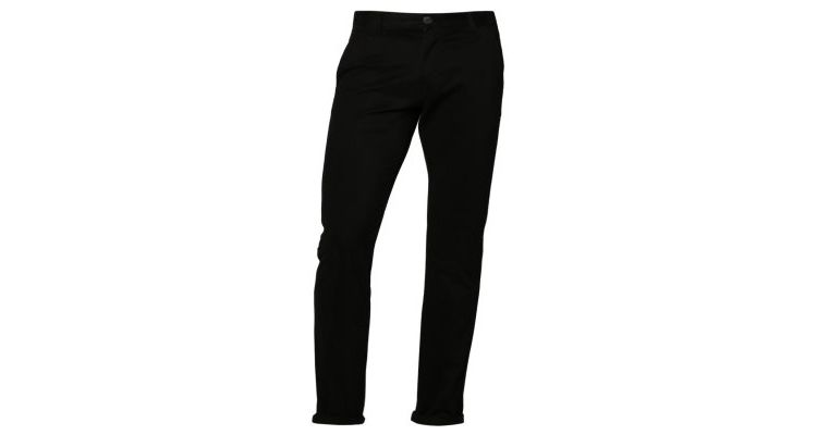 PRODUCT_IMAGE Selected Homme THREE PARIS Chino black
