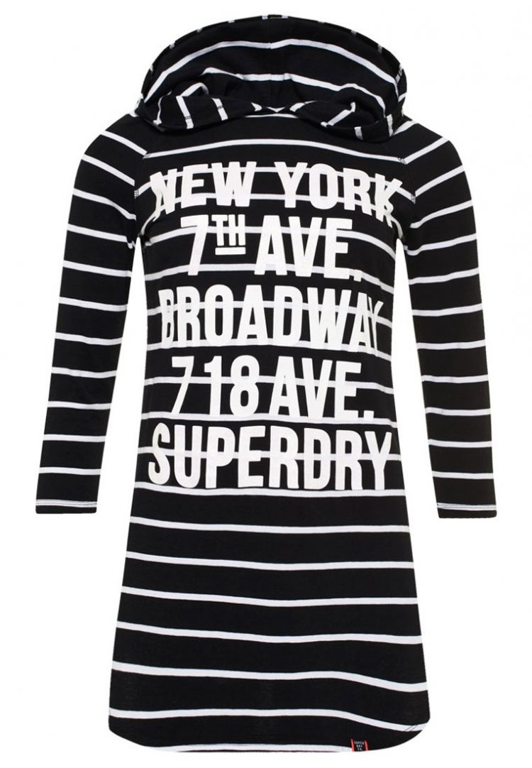 PRODUCT_IMAGE Superdry Longsleeve black/white