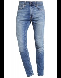 Abercrombie & Fitch Slim fit jeans med wash