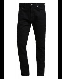Abercrombie & Fitch Straight leg jeans black