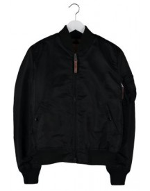 Alpha Industries Bomberjacks black