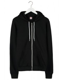 American Apparel Sweatvesten black