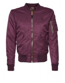 Schott NYC Bomberjacks bordeaux