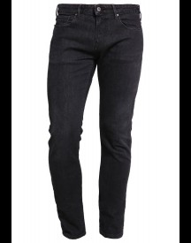 Armani Jeans Slim fit jeans black denim