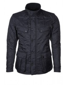 Barbour International™ ARIEL POLARQUILT Jas Blauw