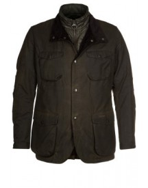 Barbour OGSTON Jas olive