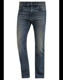 BOSS Green MAINE Straight leg jeans open blue