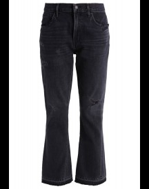 Citizens of Humanity SASCHA Flared Jeans black denim