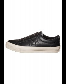 Converse CONS ONE STAR OX Sneakers laag almost black/black/parchment
