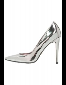 Dune London AIYANA Hoge hakken pewter metallic