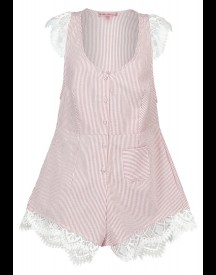 For Love & Lemons EMMY Pyjama off white