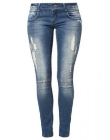 Fresh Made Slim fit jeans Blauw