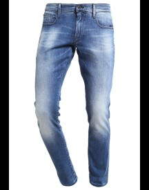 GStar REVEND SUPER SLIM Slim fit jeans slander blue superstretch