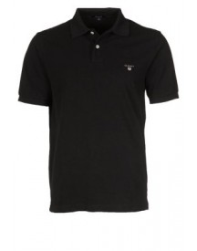 GANT REGULAR FIT Poloshirt black