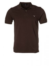GANT REGULAR FIT Poloshirt dark brown
