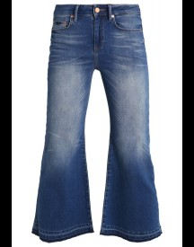 Gestuz TRINA Flared Jeans denim blue