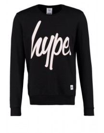 Hype Sweater black/white