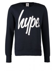 Hype Sweater navy/white