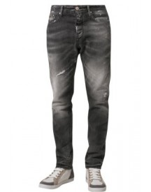 Jack & Jones ERIK Straight leg jeans Grijs