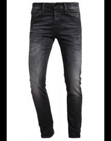 Jack & Jones JJIGLENN JJFOX Slim fit jeans black denim