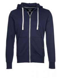 Jack & Jones STORM Sweatvesten navy blue