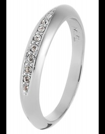 Karen Millen FLOW Ring silvercoloured