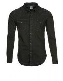 Lee WESTERN SHIRT SLIM FIT Casual overhemd pitch black
