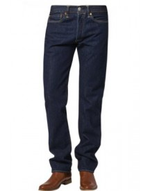 Levis® 501 ORIGINAL FIT Straight leg jeans darkblue denim