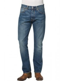 Levis® 501 THE ORIGINAL STRAIGHT Straight leg jeans button fly