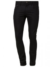 Lindbergh BLK WHITE Slim fit jeans black