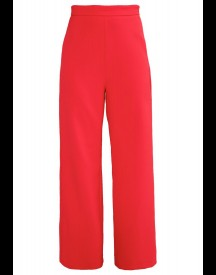 Missguided Petite Pantalon red