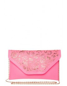 Molly Bracken Clutch Roze