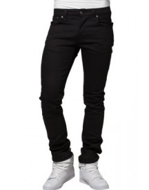 Nudie Jeans GRIM TIM Slim fit jeans organic black ring