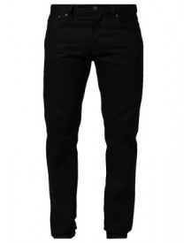 Nudie Jeans STEADY EDDIE Straight leg jeans organic dry black