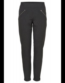 ONLY Pantalon dark grey melange