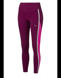 Puma Tights magenta purple/pink glo