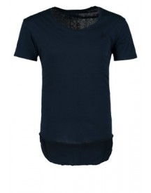 Religion Tshirt print french navy