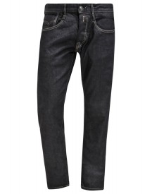 Replay NEWBILL Straight leg jeans darkblue denim