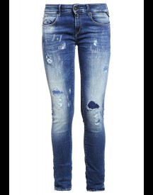 Replay ROSE Slim fit jeans destructed blue