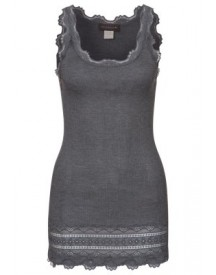 Rosemunde Top dark grey