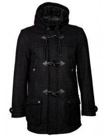 Schott NYC WARREN Winterjas black