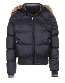 Schott NYC Winterjas navy