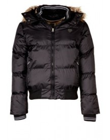Schott NYC Winterjas black