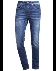 Selected Homme SHNONEFABIOS Slim fit jeans medium blue denim