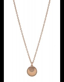 SNÖ of Sweden SELMA Ketting rose goldcoloured