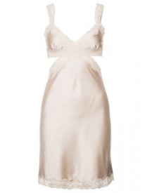 Stella McCartney Lingerie CLARA WHISPERING Negligé light rose
