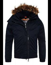Superdry Winterjas dark navy