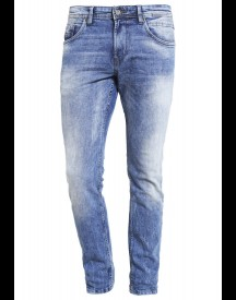TOM TAILOR DENIM AEDAN Slim fit jeans heavy bleached blue denim