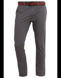 TOM TAILOR DENIM Chino somber grey